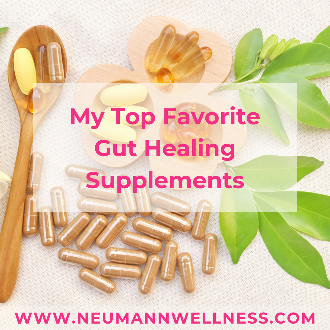 Gut Healing Supplements